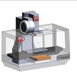 Edgecam creates post processors for Haas VF series of 3-axis mills