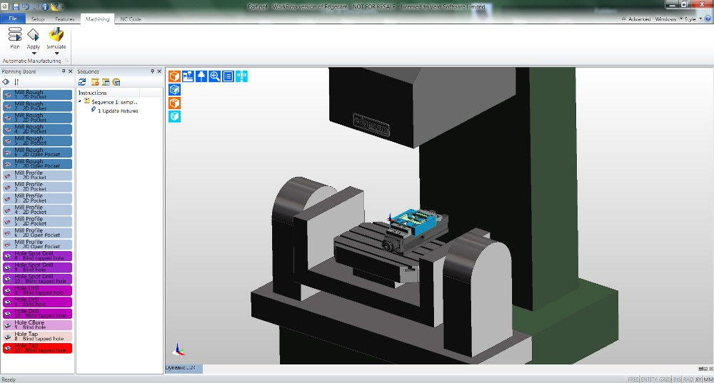 Live EDGECAM Workflow Demonstrations at the Discover More With Mazak