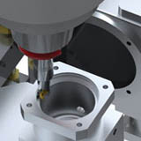EDGECAM Production Milling Image