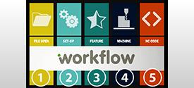 edgecam workflow