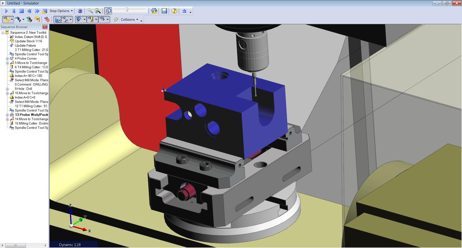 EDGECAM 3D Milling