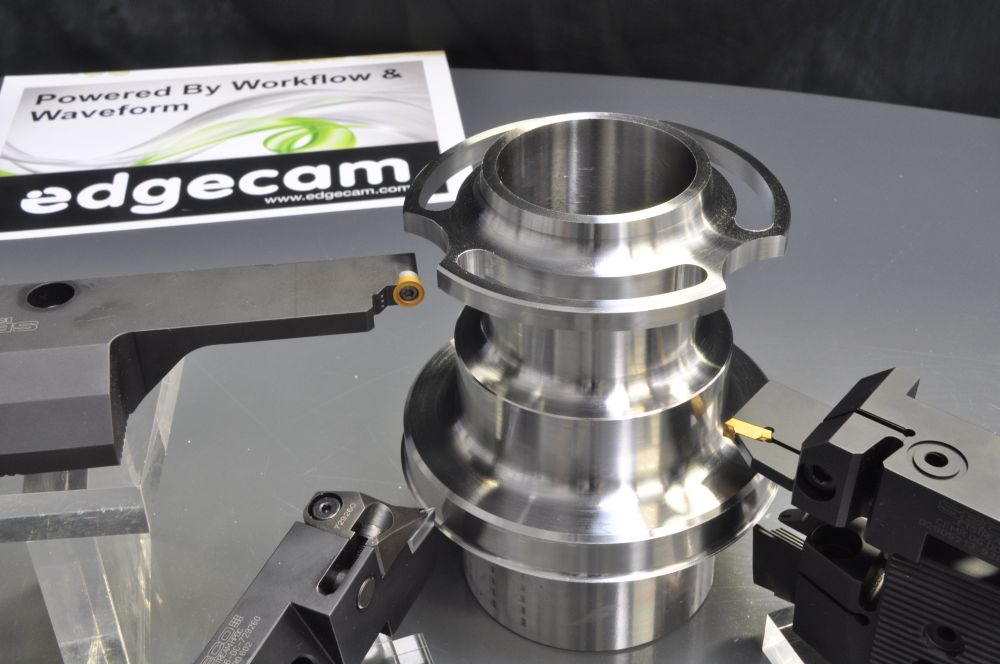 Edgecam Industrie Paris Exhibition