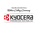 Kyocera SGS Tech Hub Ribbon-Cutting 2018