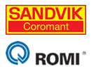 ROMI/Sandvik Technical day
