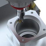 EDGECAM Solid Machininst Image