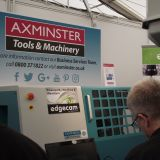 Edgecam & Matsuura at Southern Manufacturing