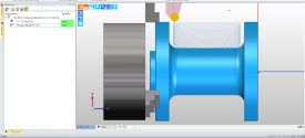 Edgecam Slashes Lathe Roughing Cycles From 24 Minutes To Just 8