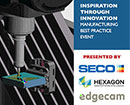 Inspiration Through Innovation - Manufacturing best practice event